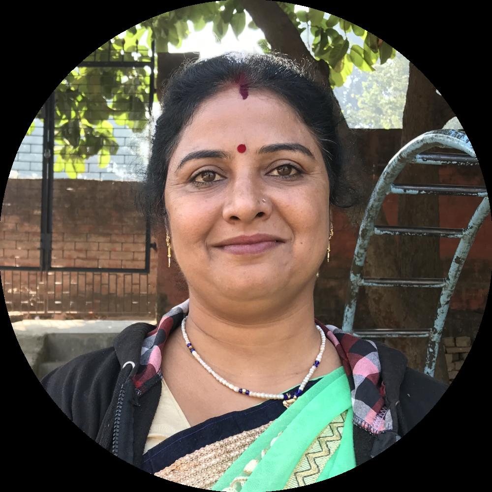 Anapurna Tiwari  Anjali Class 1 Teacher