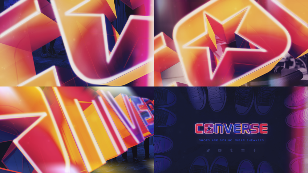 Converse motionboards