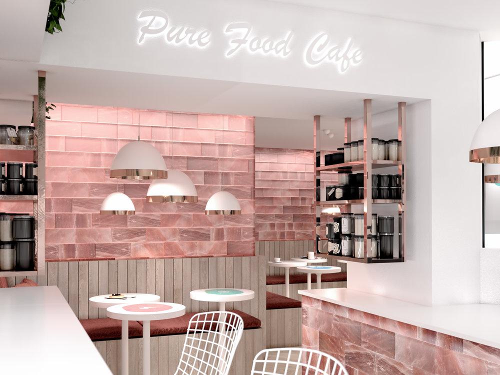 High Mood Food Interior renders_Neue Design