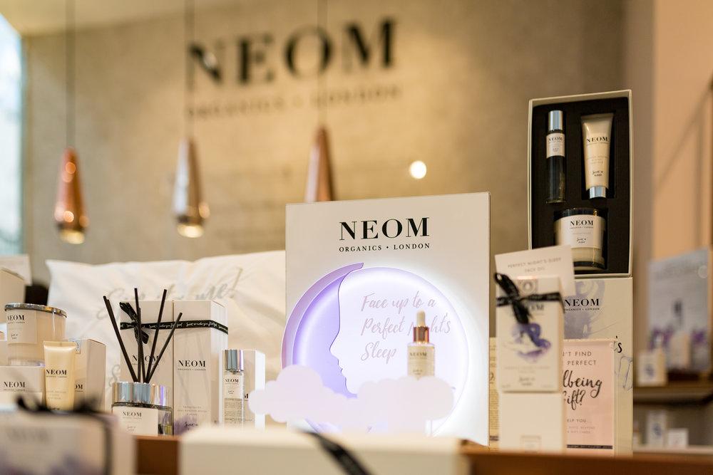 Neom Sleep Oil Glorifier_ Neue Designs