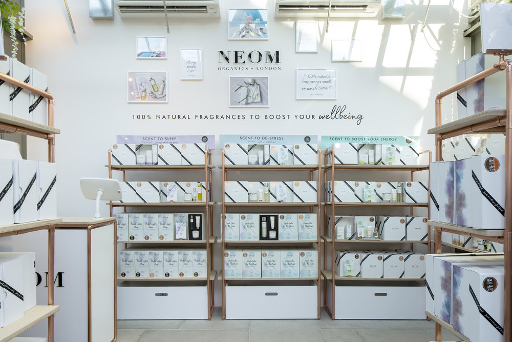 Neom Store - Bicester Village, Oxford