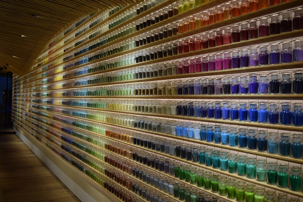 Pigment - kaleidoscope