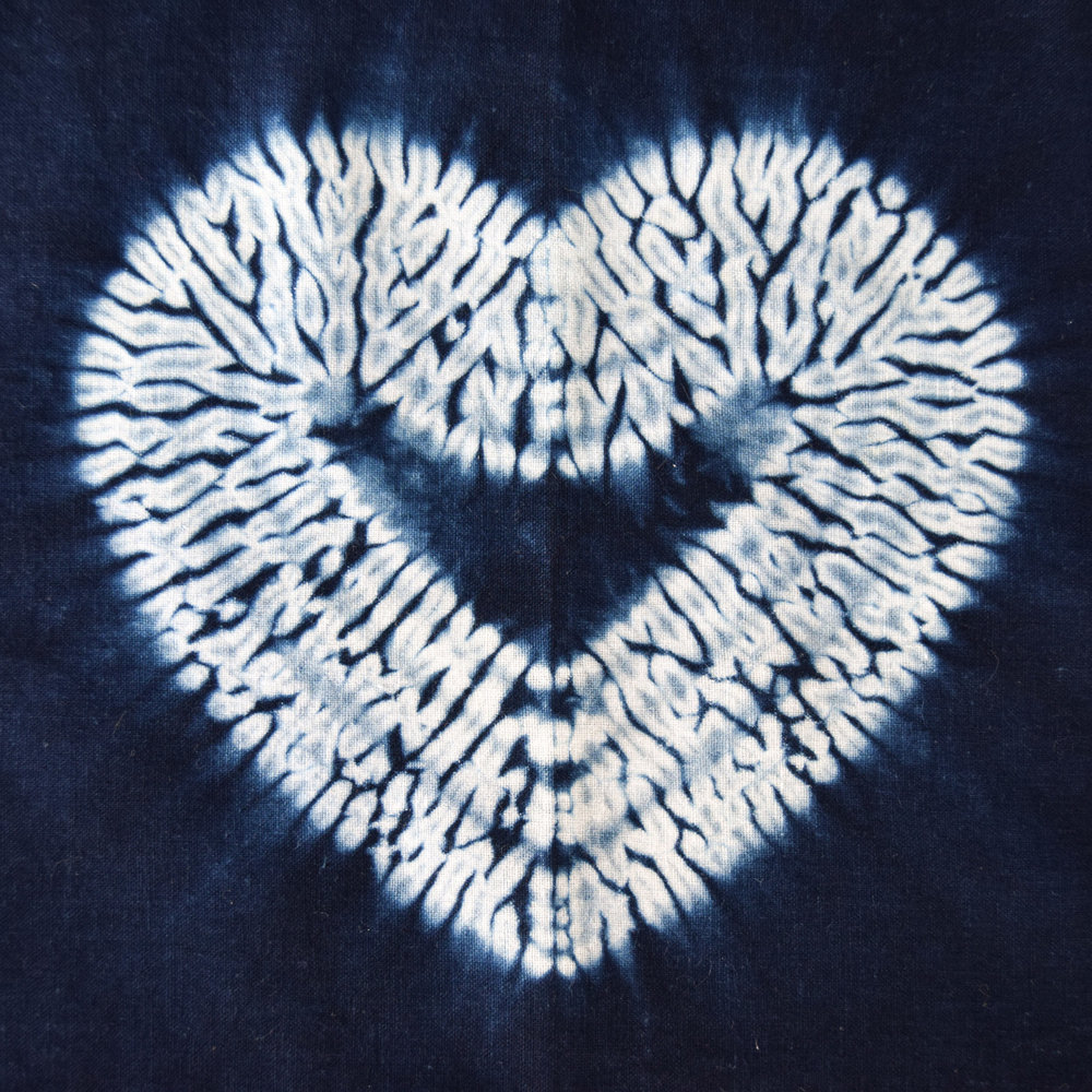 Romor Designs Karamatsu shibori heart.jpg