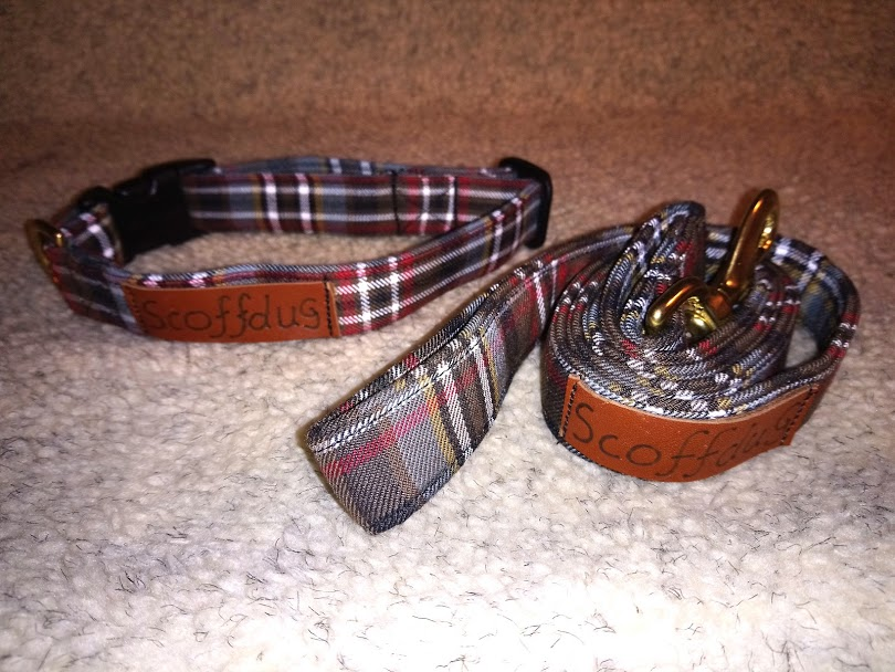 Scoffdug Rannoch Collar and Lead
