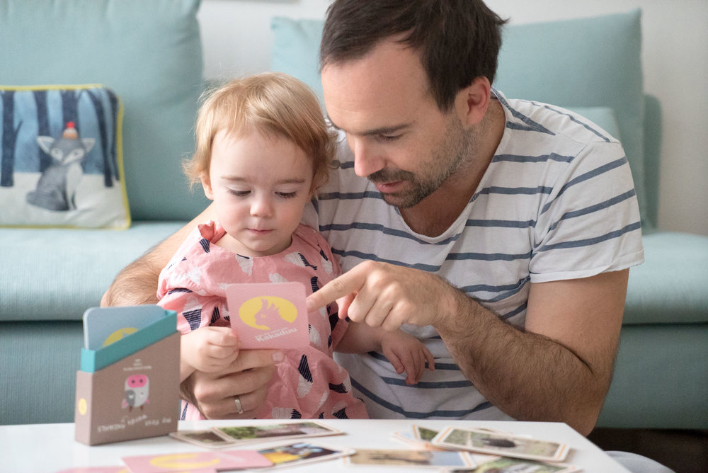 Why Kakaduu? - A beautiful way to extend your child`s vocabulary...