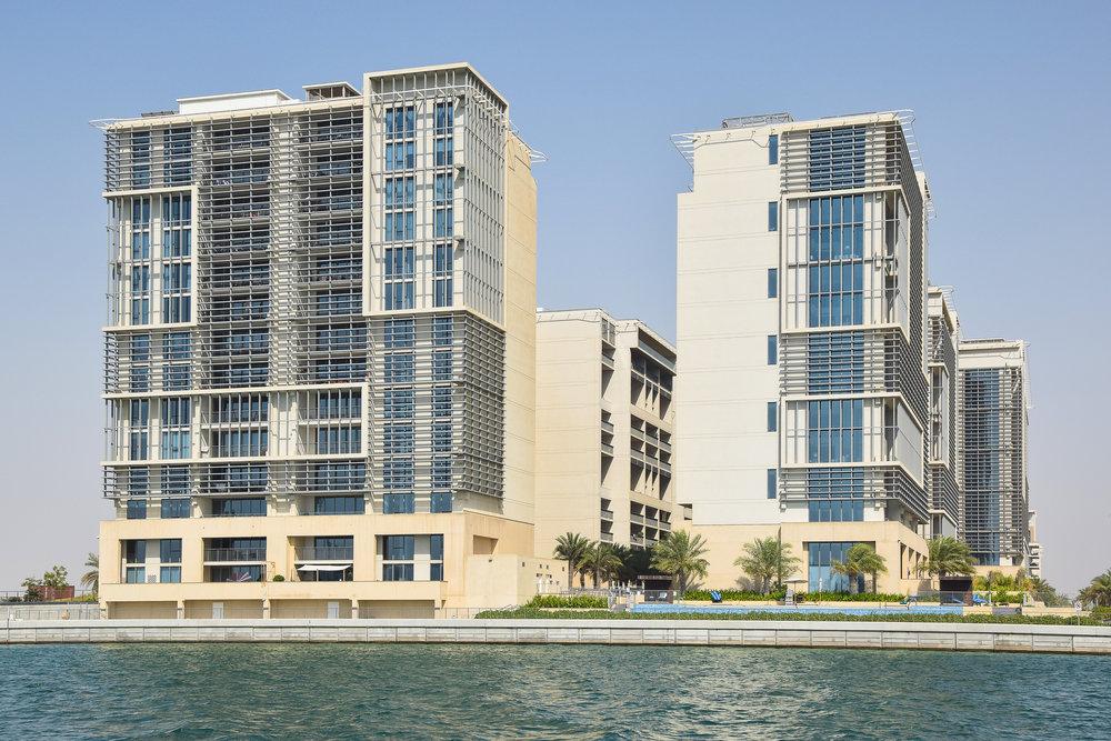 Al Zeina Sky Villas, Al Raha Beach
