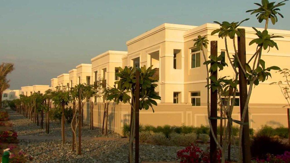 Al Ghadeer Homes, Abu Dhabi