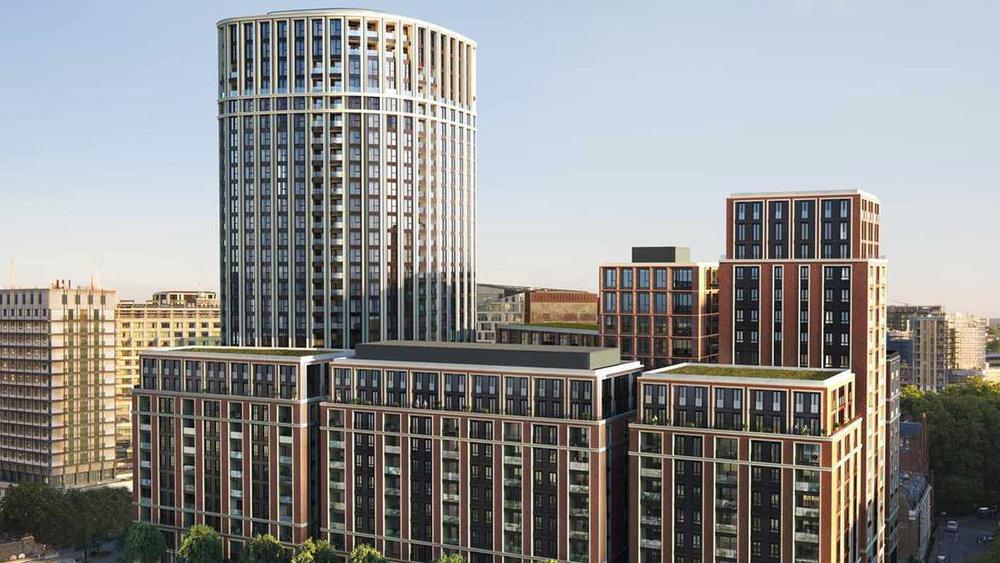 West End Gate, Marylebone W2