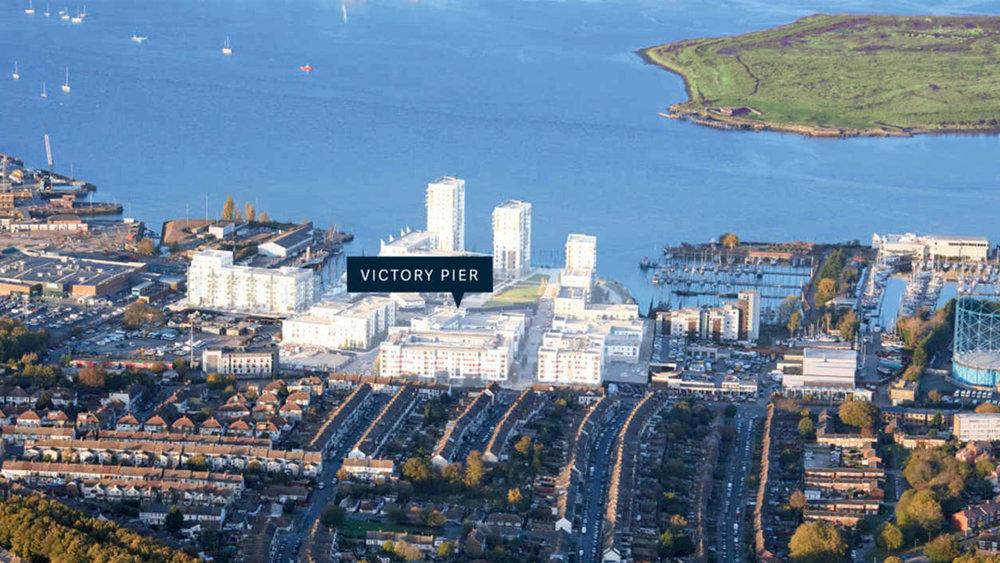 Victory Pier,Gillingham ME7 1FA