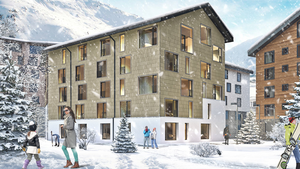 Eisvogel Smart Studios, Andermatt