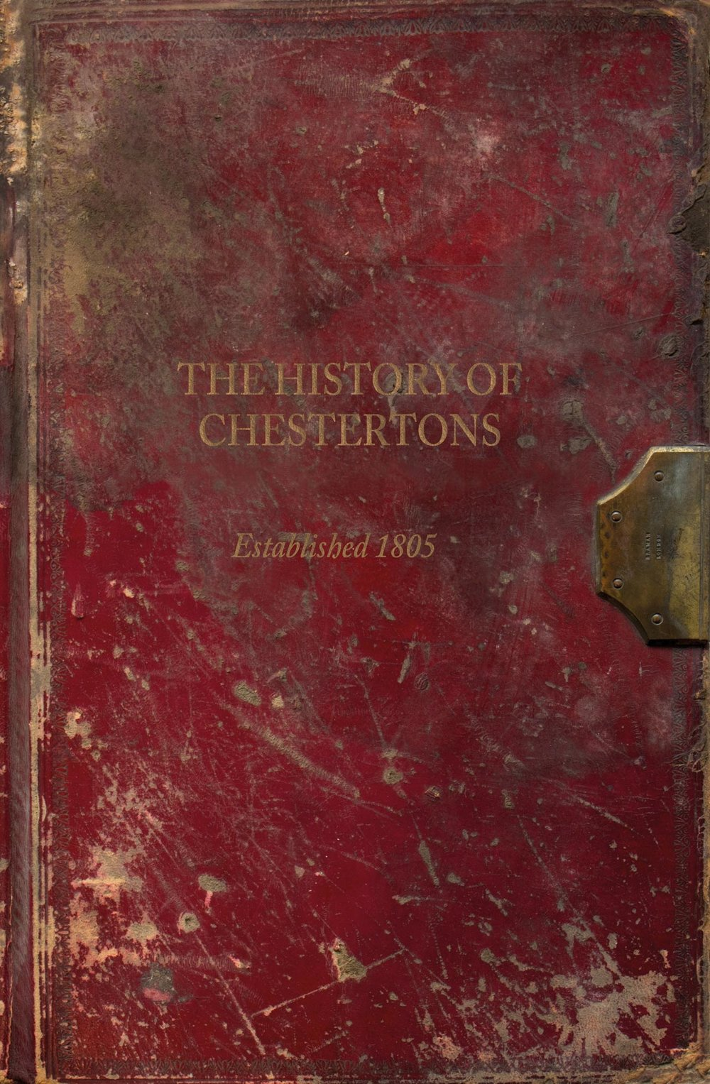 - This History or Chersterons 1805