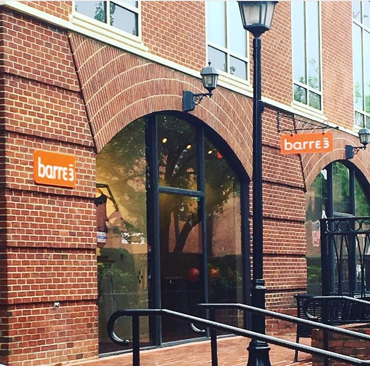 Barre3 in Old Town Alexandria