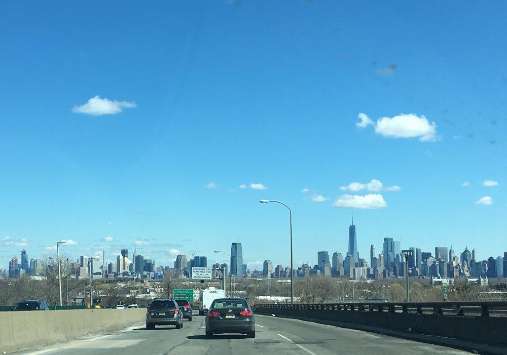 New York is always a good idea...