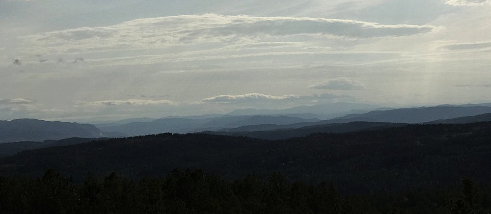 Layers to the south.