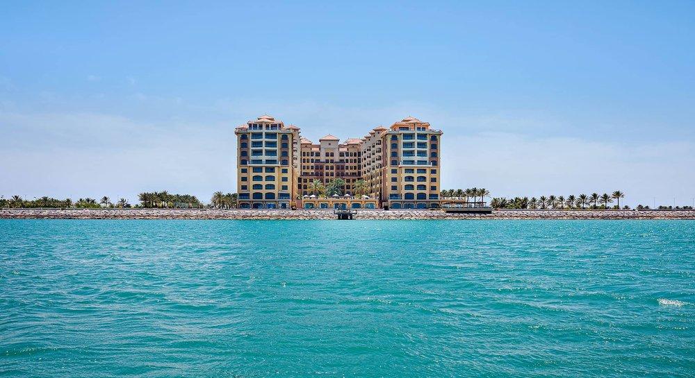 The fantastic resort
