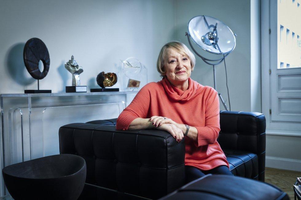 Yvonne Blake para entrevista de El País.