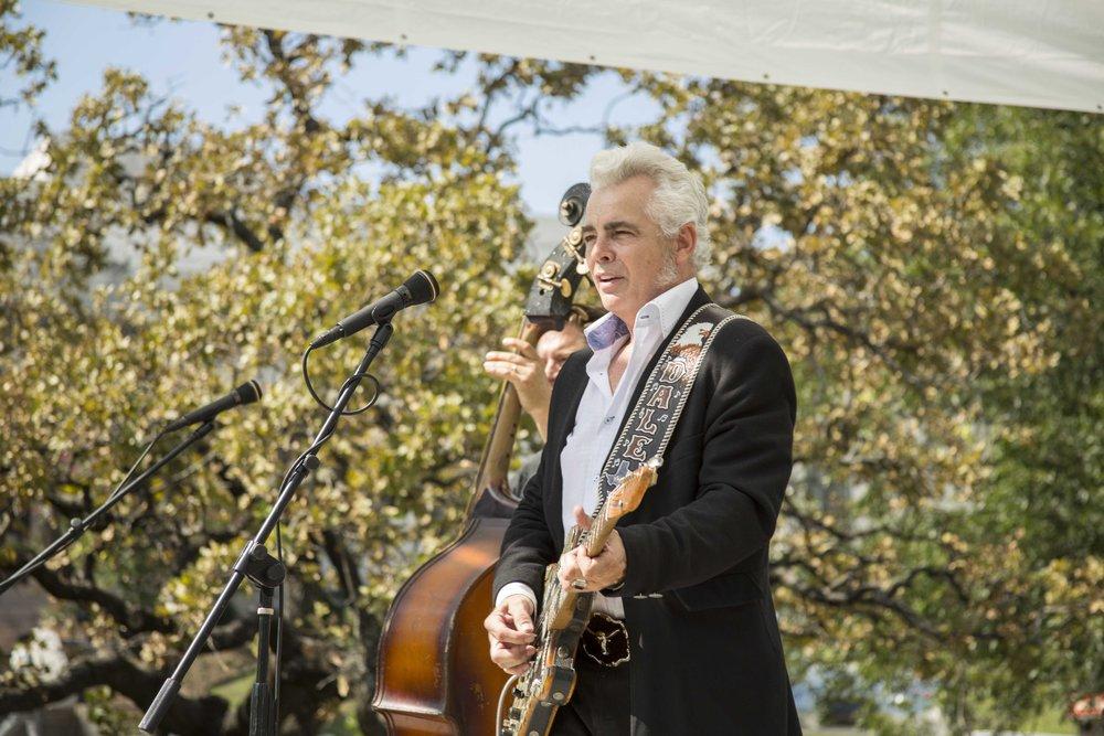 Dale Watson, Austin, Texas