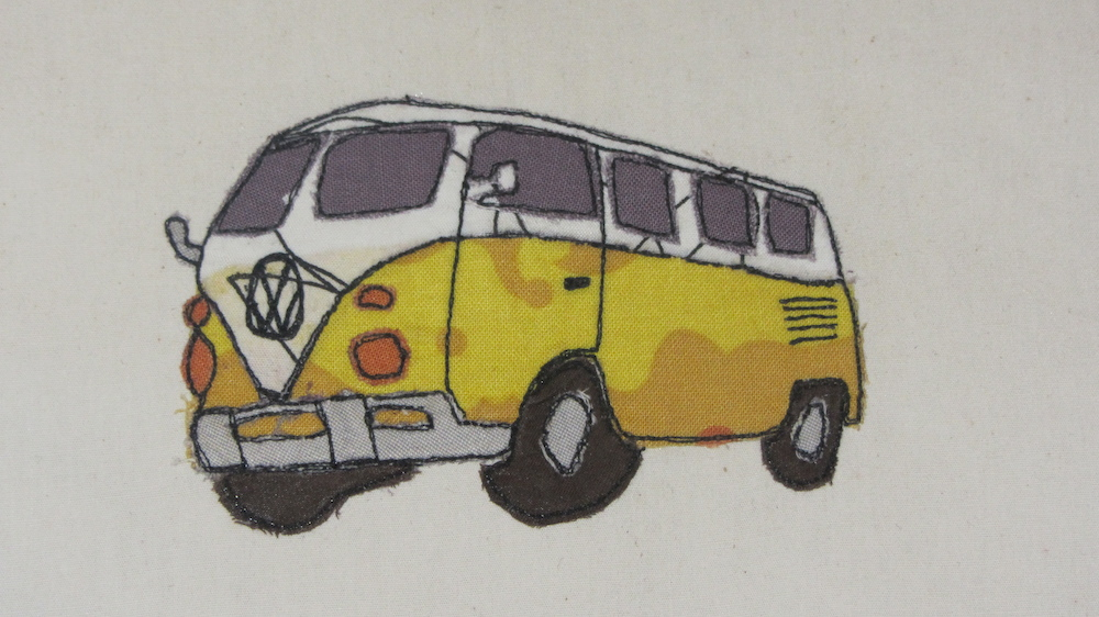 Free Motion Embroidery VW van.jpg