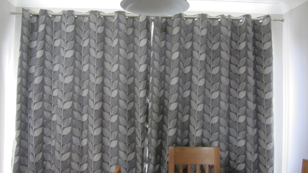 Handmade Dining Room Curtains 2.JPG