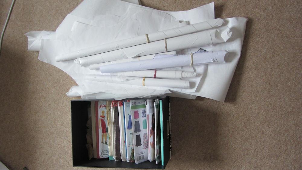 Sewing pattern organisation.JPG