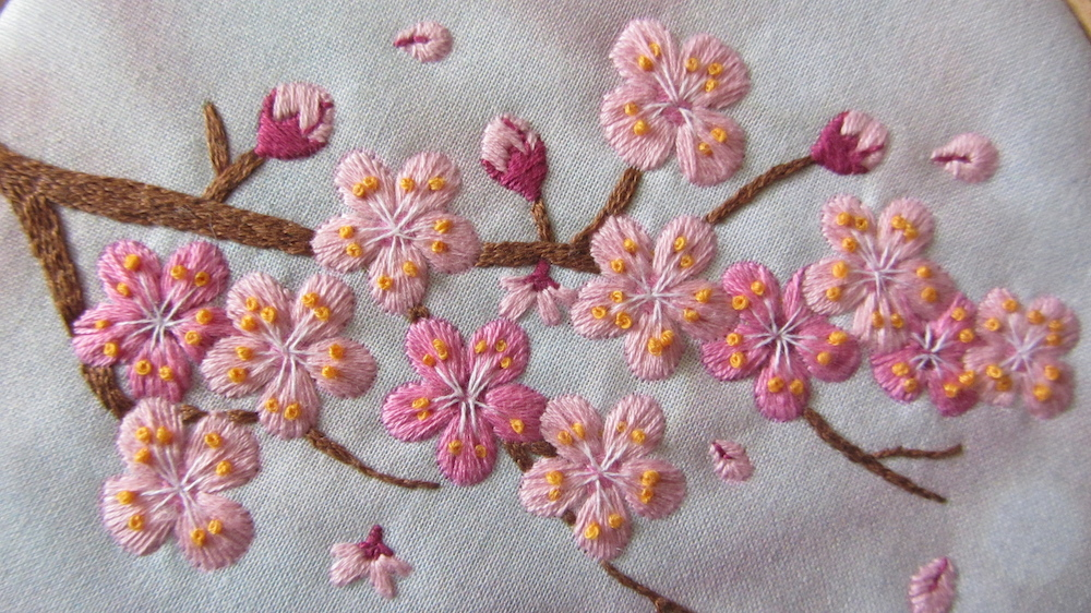 Oh Sew Bootiful Cherry Blossom Embroidery hoop kit.jpg