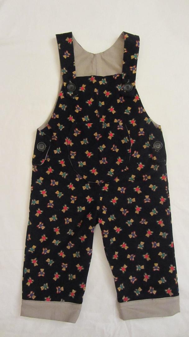 Puperita Baby Dungaress Teddies Thumbnail.JPG