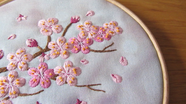 Oh Sew Bootiful Cherry Blossom Embroidery hoop thumbnail.JPG