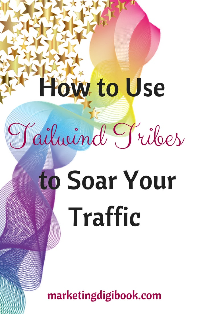 How to Use Tailwind Tribes to increase Your Traffic