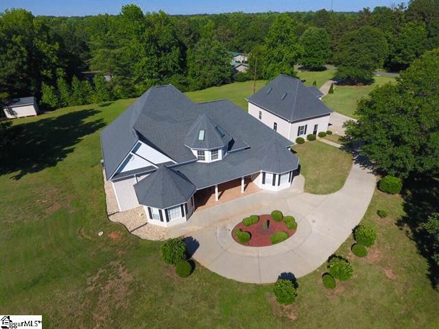 STATUS: SOLD   1411 Fairview Rd.  I  Simpsonville, SC I  29680  $377,000 I MLS# 1323608  4 Beds, 2.5 baths I East Greenville