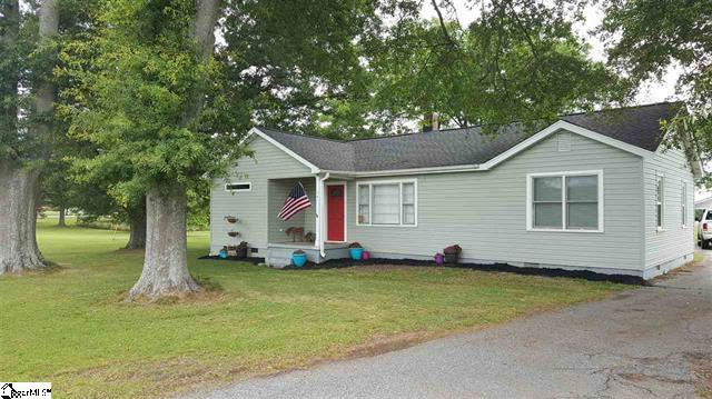 STATUS: SOLD   321 Jackson Road  I  Inman  SC I  29349  $200,000 I MLS# 1321229  3 Beds, 2 baths I Spartanburg County