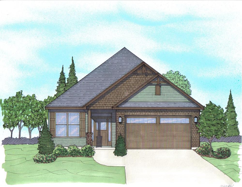 STATUS: UNDER CONSTRUCTION - CONTINGENCY CONTRACT   $191,600 | Estimated Completion Date: Sept 2018  3 Beds, 2 baths I Greenville County