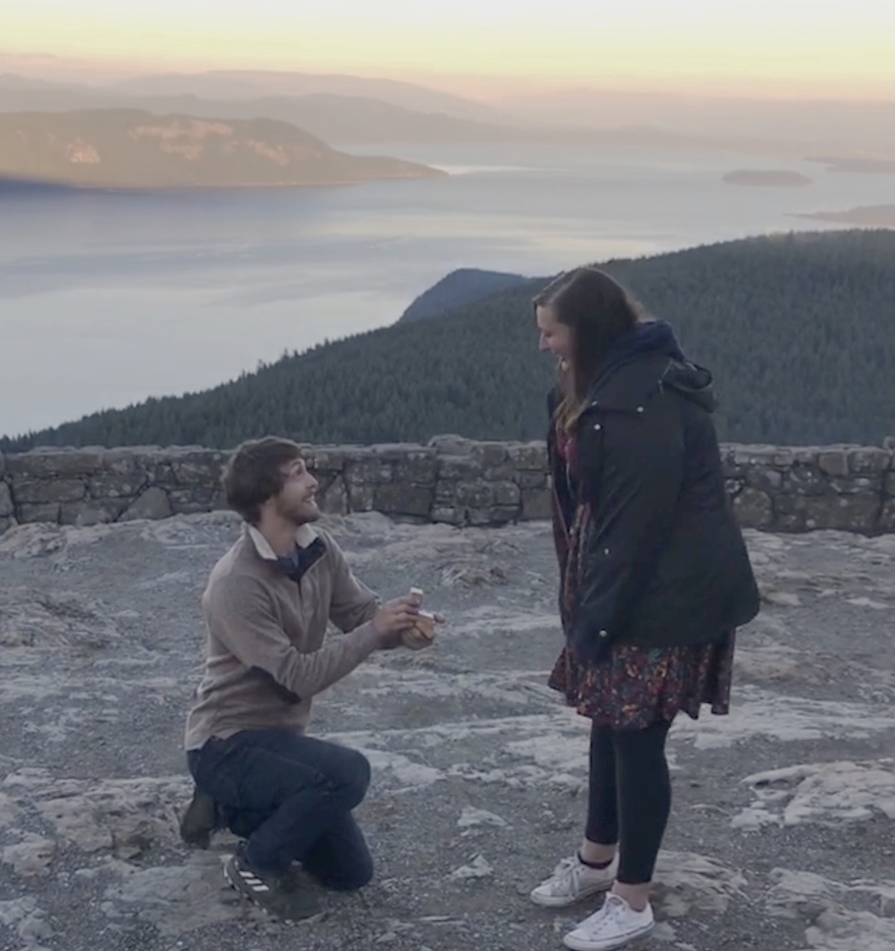 I said yes, by the way.