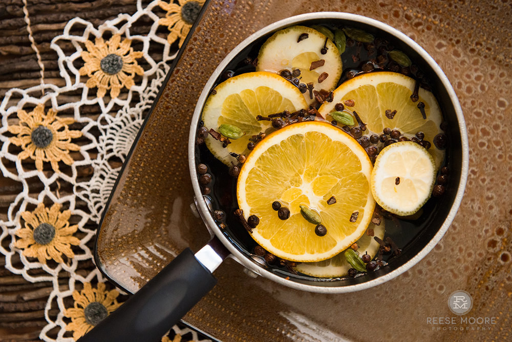 Stovetop Potpourri Simmer Pot Recipes