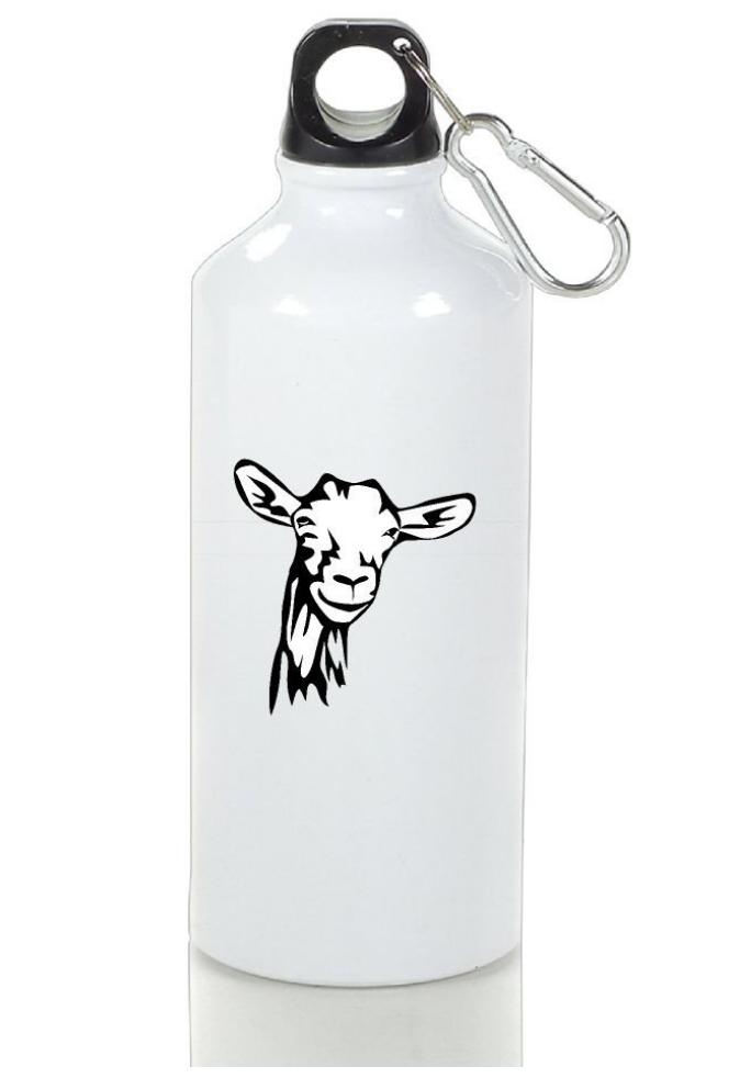 Goat Water Bottle