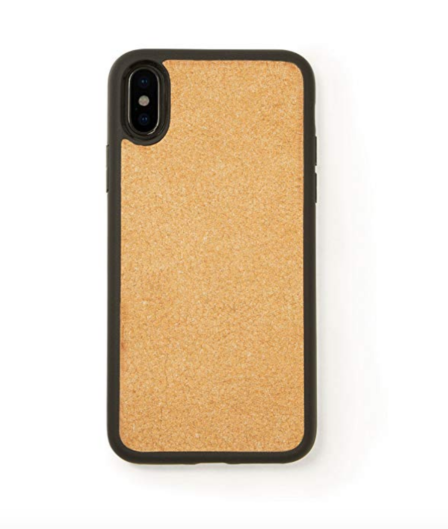 Recycled Leather Fibers Case