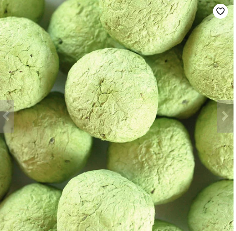 Herb Seed Bombs
