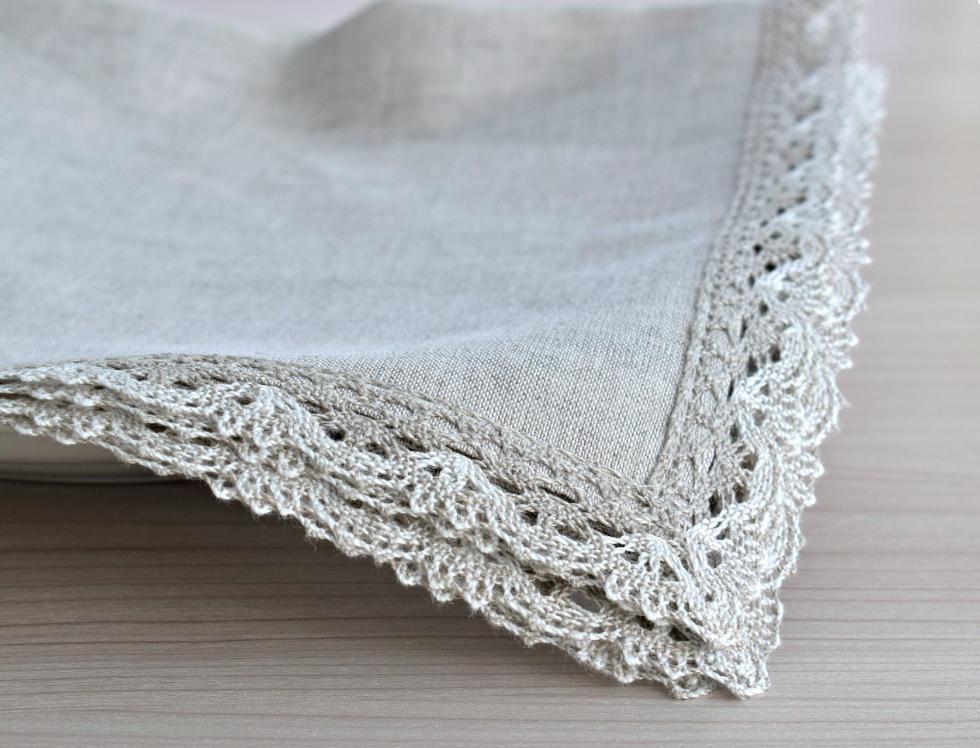 Linen Reusable Napkin