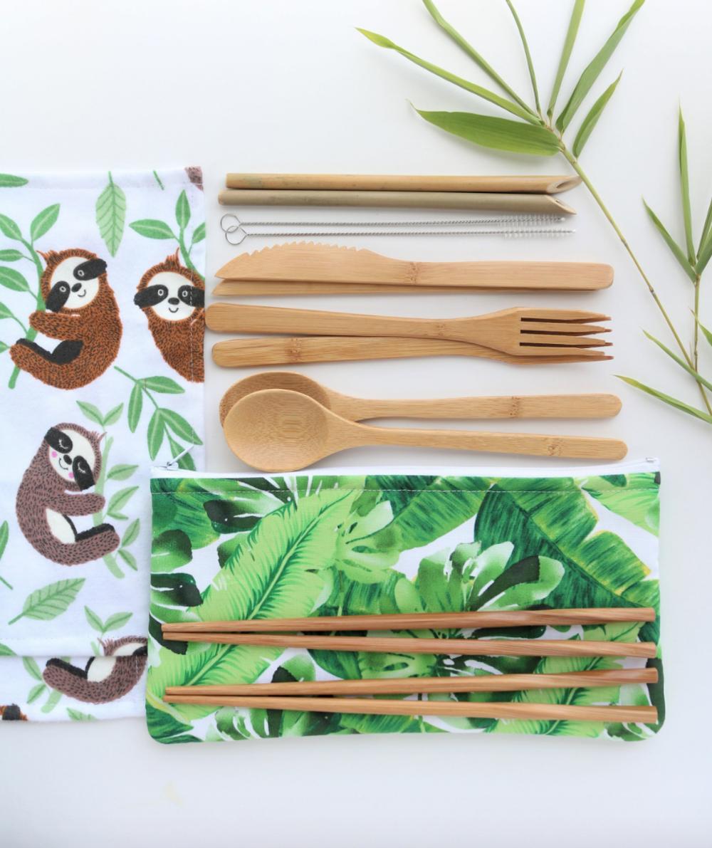 Sloth Zero Waste Kit