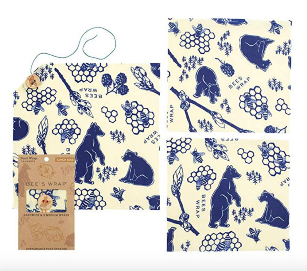 Beeswax Wraps ($21.00)