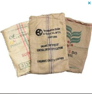 Coffee Sacks ($10.00)