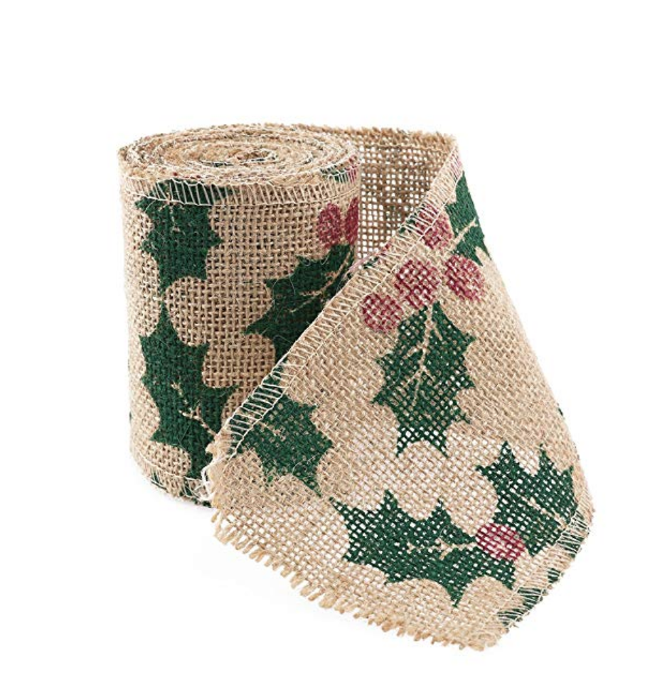 Holly Ribbon ($7.39)