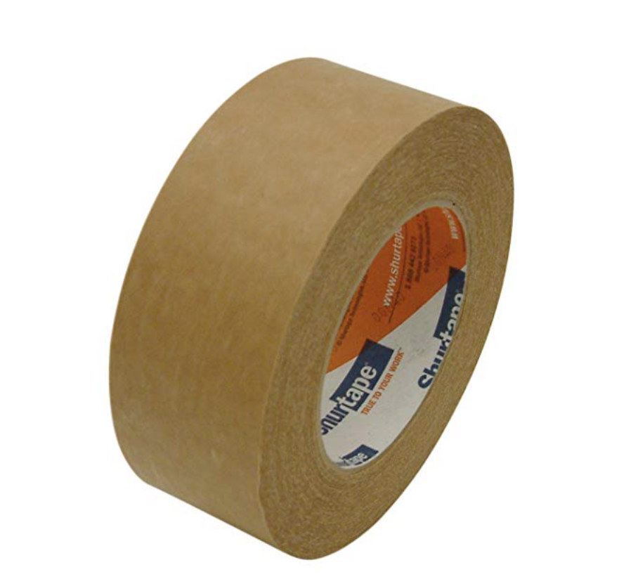 Brown Paper Tape ($14.98)