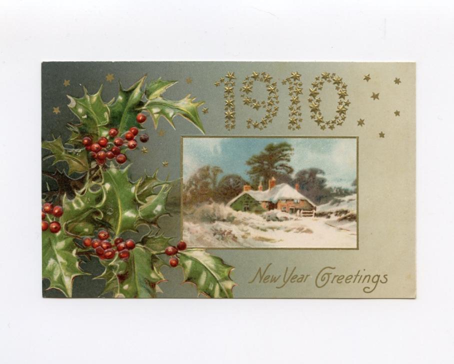 Vintage Postcard ($7.22)