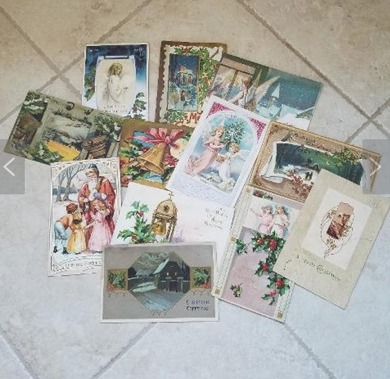 Lot of Vintage Cards ($40.00)