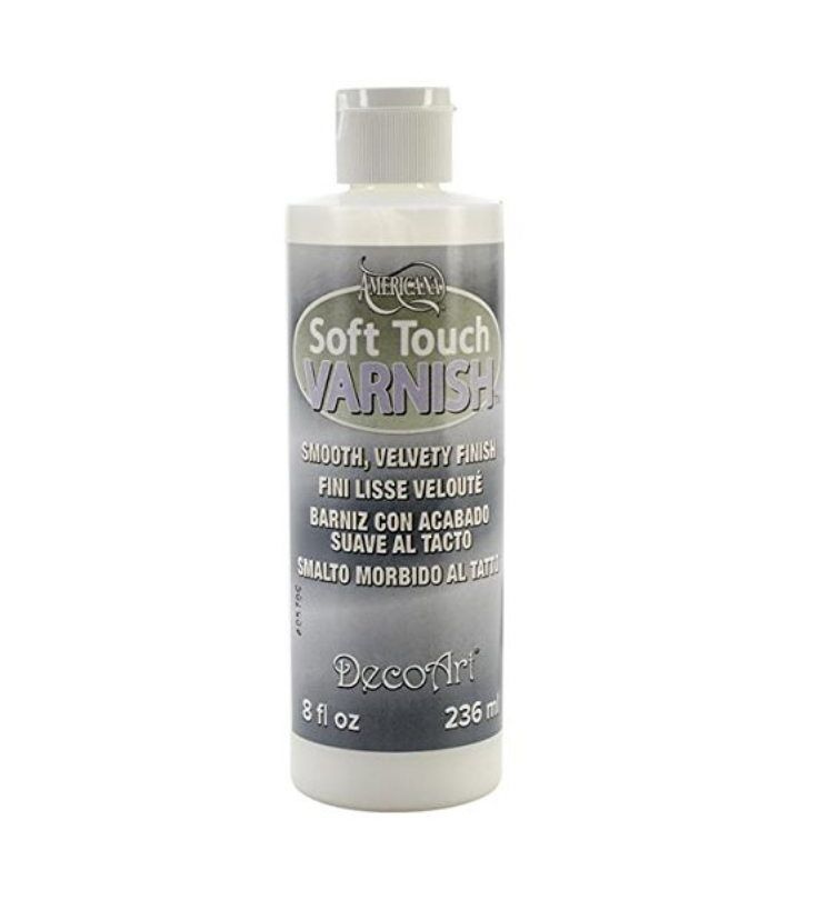 Acrylic Finish ($12.39)