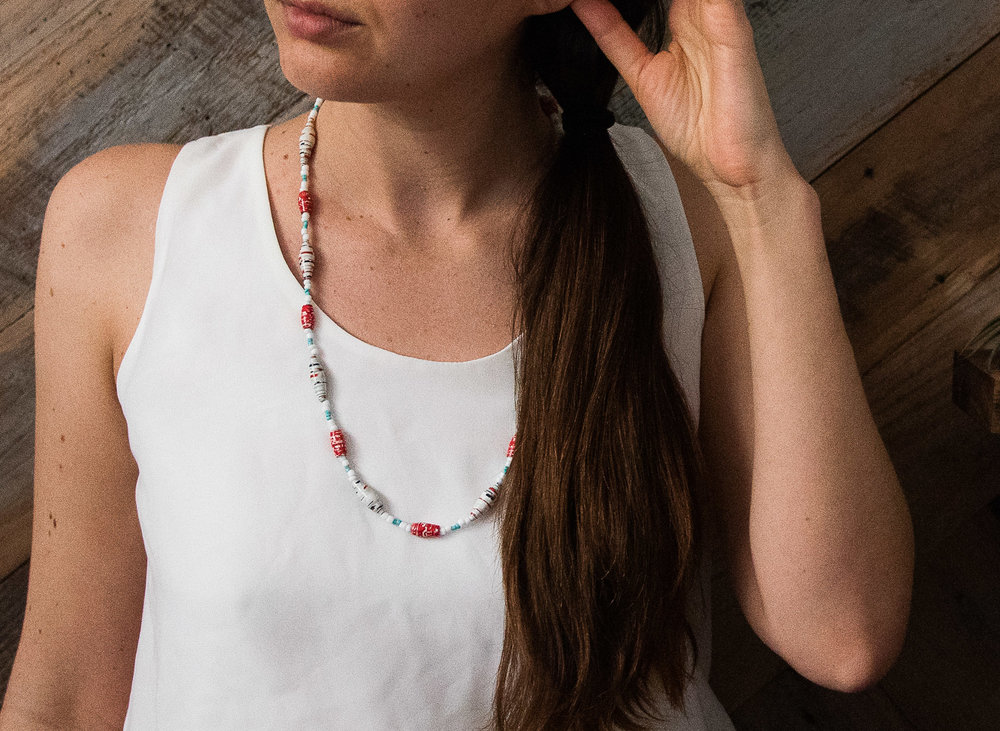 eco-friendly fashion necklaces made with paper beads from reclaimed post-consumer wrapping paper-8962.jpg