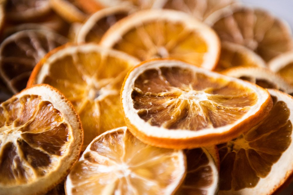 what to do with dried orange slices zero waste