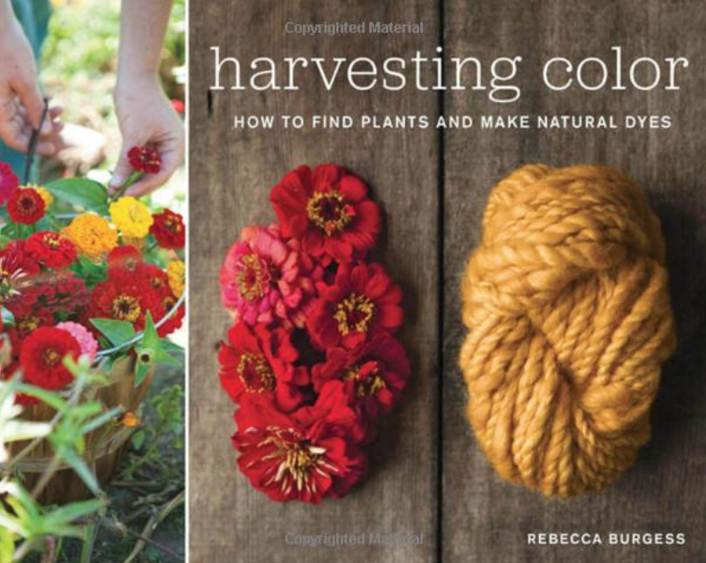 Harvesting Color Book