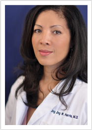 Jing Jing Harris MD - AESTHETIC MEDICINE