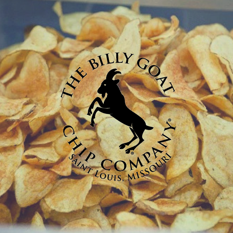 Your favorite potato chip! Hand crafted, artisan, and local to St. Louis.